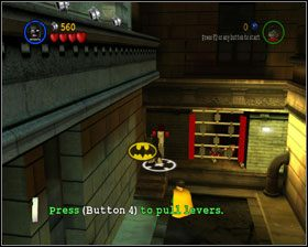 2 - You Can Bank on Batman (cz.1) - Hero's Episode 1 - LEGO Batman: The Videogame - poradnik do gry