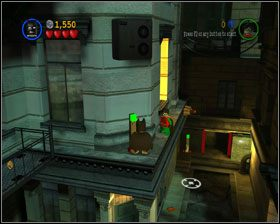 3 - You Can Bank on Batman (cz.1) - Hero's Episode 1 - LEGO Batman: The Videogame - poradnik do gry