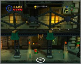 5 - You Can Bank on Batman (cz.1) - Hero's Episode 1 - LEGO Batman: The Videogame - poradnik do gry