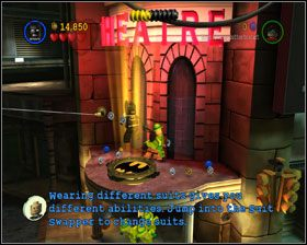 7 - You Can Bank on Batman (cz.1) - Hero's Episode 1 - LEGO Batman: The Videogame - poradnik do gry