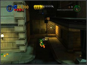 8 - You Can Bank on Batman (cz.1) - Hero's Episode 1 - LEGO Batman: The Videogame - poradnik do gry