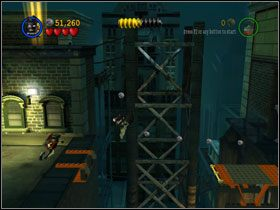 Znajdziesz Glide Suit dla Batamana - There She Goes Again (cz.2) - Heros Episode 2 - LEGO Batman: The Videogame - poradnik do gry