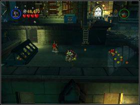 ... i zbuduj most, by Robin mógł przejść - There She Goes Again (cz.2) - Heros Episode 2 - LEGO Batman: The Videogame - poradnik do gry