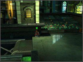 Wejdź Robinem po ściance i pociągnij wajchę - There She Goes Again (cz.2) - Heros Episode 2 - LEGO Batman: The Videogame - poradnik do gry