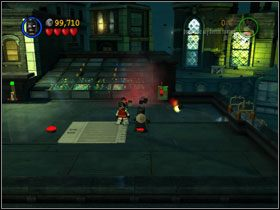 3 - There She Goes Again (cz.3) - Heros Episode 2 - LEGO Batman: The Videogame - poradnik do gry