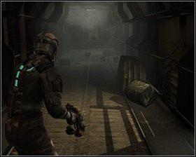 2 - Nowe transporty (cz.3) | Rozdział 01 - Dead Space - poradnik do gry