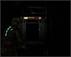 Wychodzimy z pomieszczenia drzwiami prowadzącymi do poczekalni, idziemy wzdłuż korytarza i skręcamy w pierwsze drzwi po prawej - Nowe transporty (cz.4) | Rozdział 01 - Dead Space - poradnik do gry