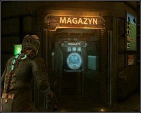 7 - Nowe transporty (cz.4) | Rozdział 01 - Dead Space - poradnik do gry