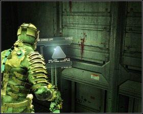 Wchodzimy przez drzwi do laboratorium biologicznego - Intensywna terapia (cz.1) | Rozdział 02 - Dead Space - poradnik do gry
