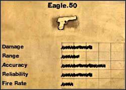 Eagle - Uzbrojenie drugorzędne - Far Cry 2 - poradnik do gry