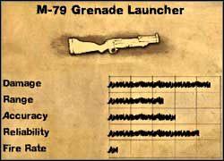 Wyrzutnia granatów M-79 - Uzbrojenie drugorzędne - Far Cry 2 - poradnik do gry