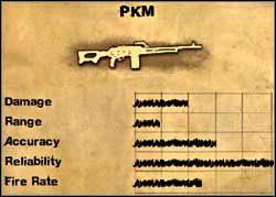 PKM - Uzbrojenie specjalne - Far Cry 2 - poradnik do gry