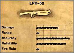 LPO-50 - Uzbrojenie specjalne - Far Cry 2 - poradnik do gry