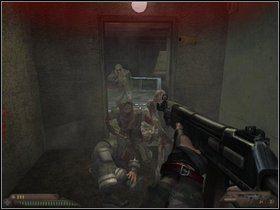 5 - Szpital (część II) - Dusk-12: Strefa Śmierci - poradnik do gry