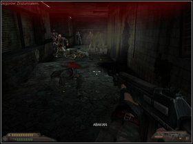 Skieruj się korytarzem w lewo, a potem wkrocz do pierwszego pomieszczenia po prawej - Szpital (część II) - Dusk-12: Strefa Śmierci - poradnik do gry