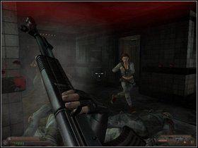 7 - Szpital (część II) - Dusk-12: Strefa Śmierci - poradnik do gry