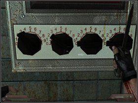 Zauważ krwawy napis na jednej ze ścian - 5142 - Szpital (część II) - Dusk-12: Strefa Śmierci - poradnik do gry
