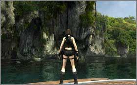 1 - Coastal Thailand - Remnants (cz.1) - Solucja - Tomb Raider: Underworld - poradnik do gry