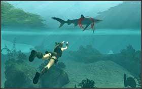 Przed rozpocz�ciem tej misji b�dziesz mia� mo�liwo�� wyboru drugiej broni - Coastal Thailand - Remnants (cz.1) - Solucja - Tomb Raider: Underworld - poradnik do gry
