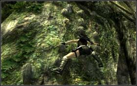 Podpłyń do wystającego z wody kamienia i wyjdź z wody - Coastal Thailand - Remnants (cz.1) - Solucja - Tomb Raider: Underworld - poradnik do gry
