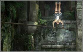 W jaskini biega pe�no r�nego rodzaju robactwa - Coastal Thailand - Remnants (cz.1) - Solucja - Tomb Raider: Underworld - poradnik do gry
