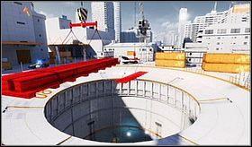 [#085] - Rozdział 2 (cz.1) - Tryb fabularny - Mirrors Edge - Xbox 360 - poradnik do gry