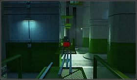 [#096] - Rozdział 2 (cz.2) - Tryb fabularny - Mirrors Edge - Xbox 360 - poradnik do gry