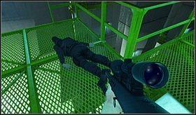 [#098] - Rozdział 2 (cz.2) - Tryb fabularny - Mirrors Edge - Xbox 360 - poradnik do gry