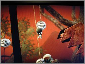 2 - 2. Burning Forest - The Savannah - LittleBigPlanet - poradnik do gry