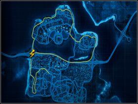 101 - [Solucja] Palm Harbor (cz.7) - Need for Speed: Undercover - poradnik do gry