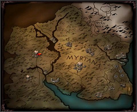 Przedmioty - GELDERN (1) | Questy - Gothic 3: Zmierzch Bogów - poradnik do gry