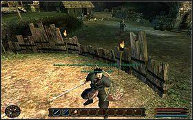 Po pokonaniu nowicjusza porozmawiaj z zarz�dc� areny - GELDERN (2) - Questy - Gothic 3: Zmierzch Bog�w - poradnik do gry