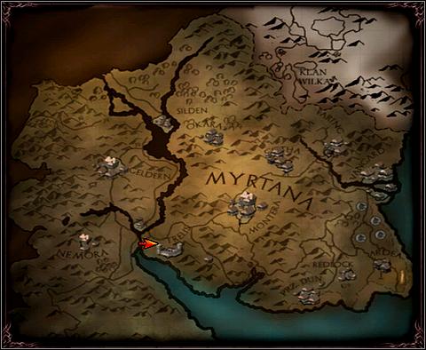 Przedmioty - TRELIS (1) | Questy - Gothic 3: Zmierzch Bogów - poradnik do gry