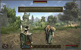 2 - TRELIS (1) | Questy - Gothic 3: Zmierzch Bogów - poradnik do gry