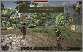 Dopiero teraz możesz spokojnie się udać do Kosara - TRELIS (1) | Questy - Gothic 3: Zmierzch Bogów - poradnik do gry