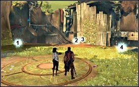 1 - Kościół - Ziarna Światła - Dolina - Prince of Persia - poradnik do gry