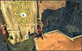 Pierwsze cztery Ziarna Światła zbierz w miejscu walki - Kościół - Ziarna Światła - Dolina - Prince of Persia - poradnik do gry
