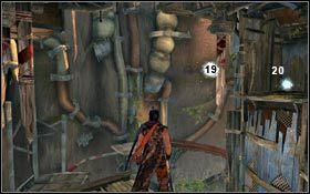 Biegnij wzdłuż lewej ściany - Kościół - Ziarna Światła - Dolina - Prince of Persia - poradnik do gry