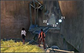 6 - Kościół - Ziarna Światła - Dolina - Prince of Persia - poradnik do gry