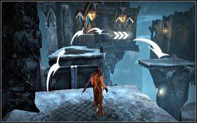 Konkubina potrafi tworzyć iluzję siebie samej, co niestety nie ułatwia życia graczowi - Pieczara - Pałac Królewski - Prince of Persia - poradnik do gry
