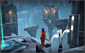 Zaatakuj Konkubinę, a ta ponownie zniknie i pojawi się w innym miejscu - Pieczara - Pałac Królewski - Prince of Persia - poradnik do gry
