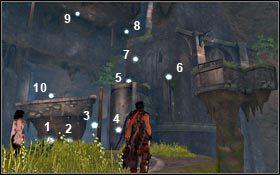 1 - Pieczara - Ziarna Światła - Pałac Królewski - Prince of Persia - poradnik do gry
