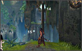 2 - Pieczara - Ziarna Światła - Pałac Królewski - Prince of Persia - poradnik do gry