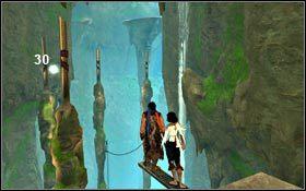 9 - Pieczara - Ziarna Światła - Pałac Królewski - Prince of Persia - poradnik do gry