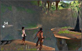 11 - Pieczara - Ziarna Światła - Pałac Królewski - Prince of Persia - poradnik do gry