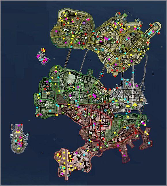Czekają na Ciebie następujące prace - Pozostałe - Miasto pełne atrakcji - Saints Row 2 - poradnik do gry