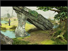 1 - Przyprowadzić Mykorusowi strażnika - Wioska - Zaginiona historia: Tale of Hero - poradnik do gry