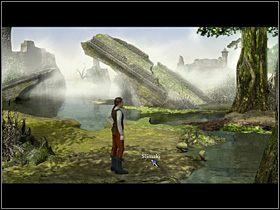 2 - Przyprowadzi� Mykorusowi stra�nika - Wioska - Zaginiona historia: Tale of Hero - poradnik do gry