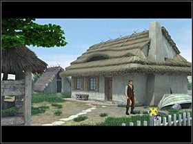 3 - Przyprowadzić Mykorusowi strażnika - Wioska - Zaginiona historia: Tale of Hero - poradnik do gry