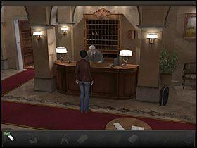 1 - Hotel #3 - Francja, Paryż - Art of Murder: Klątwa Lalkarza - poradnik do gry